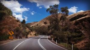 The picturesque Flinders Ranges